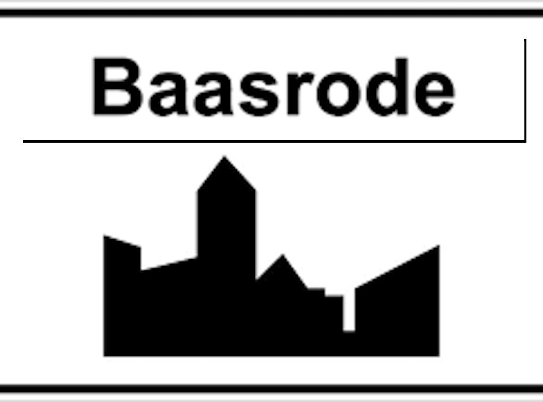 Verkeersbord Baasrode
