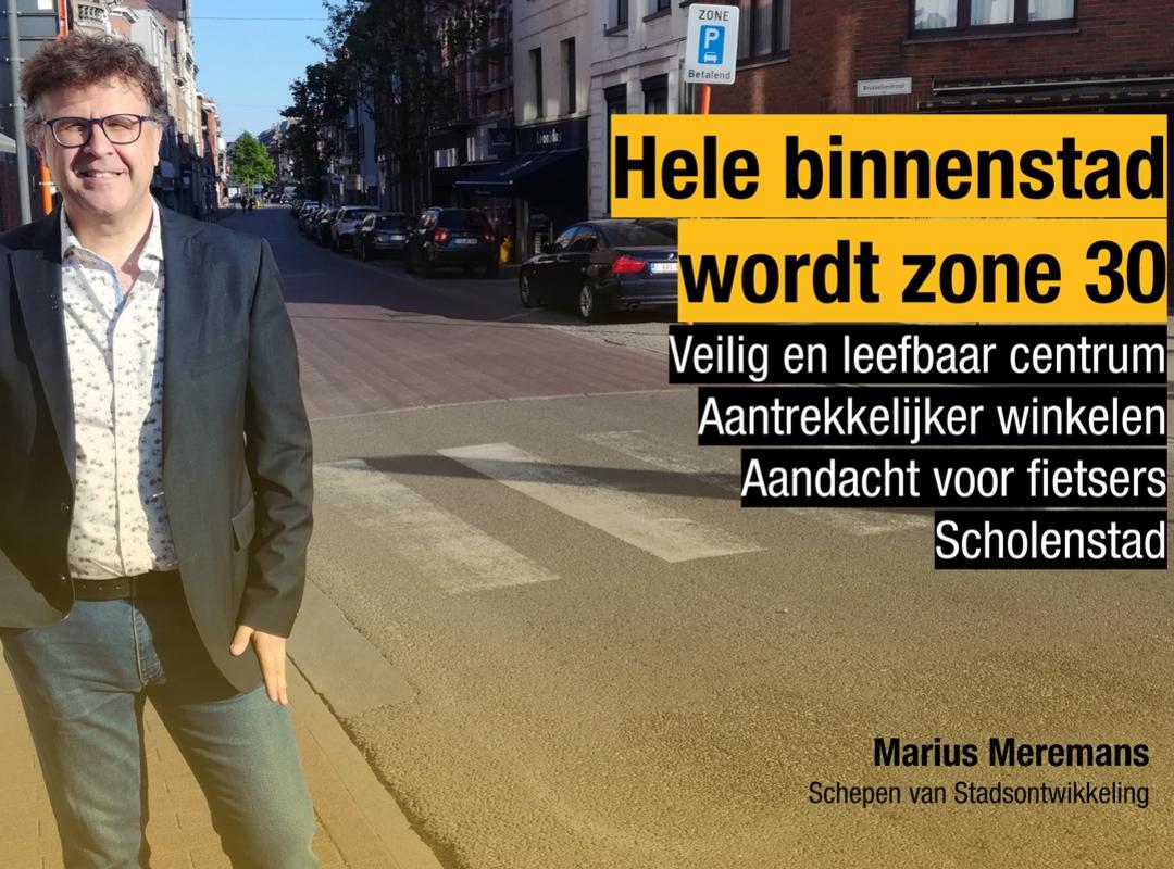 Zone 30 Marius Meremans